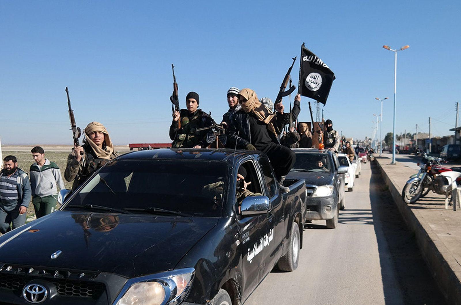 ISIS/ Terror/ Taktik