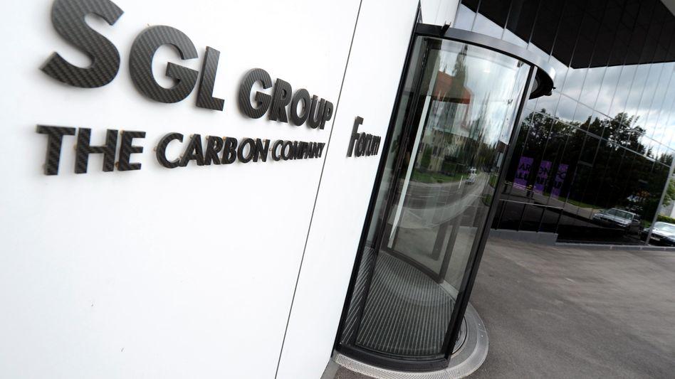 SGL-Zentrale in Meitingen (Schwaben): Nimmt Haupteigner Skion das Unternehmen ganz von der Börse?