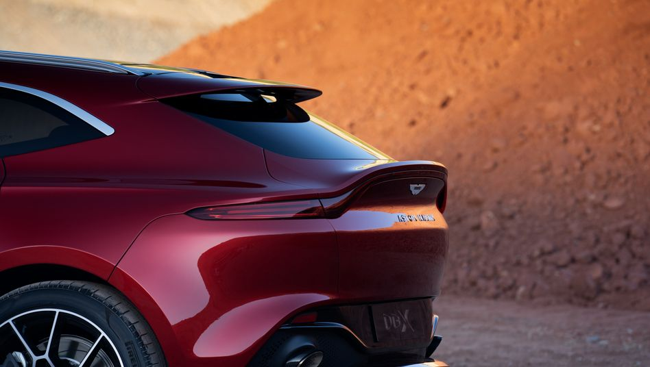 Aston Martins Hoffnungsträger DBX: Bei dem britischen Luxusautohersteller läuft es weiterhin nicht rund