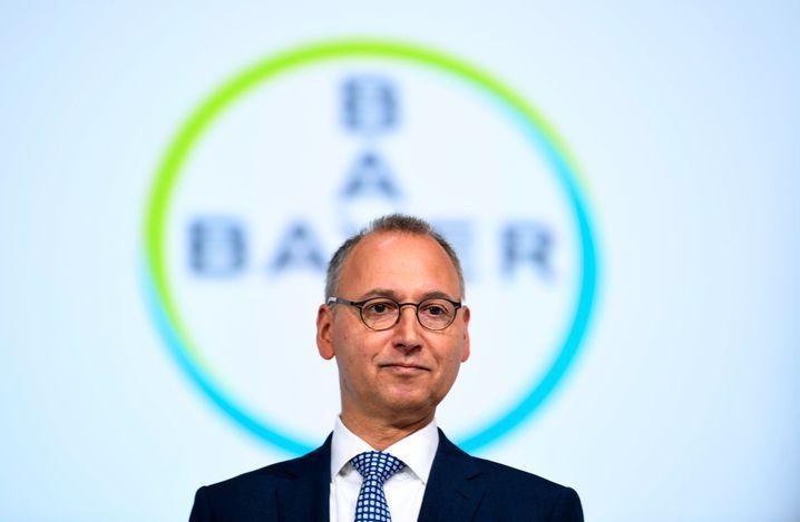 """Bayer-Chef Werner Baumann: """"Ich schlafe grundsätzlich gut"""""""