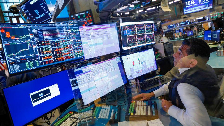 Handel an der Wall Street: Auf der Spur des Geldes