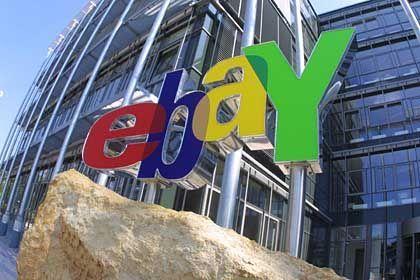 Bietet neben Kfz- nun auch Immobilien-Kleinanzeigen: Das Internet-Auktionshaus Ebay