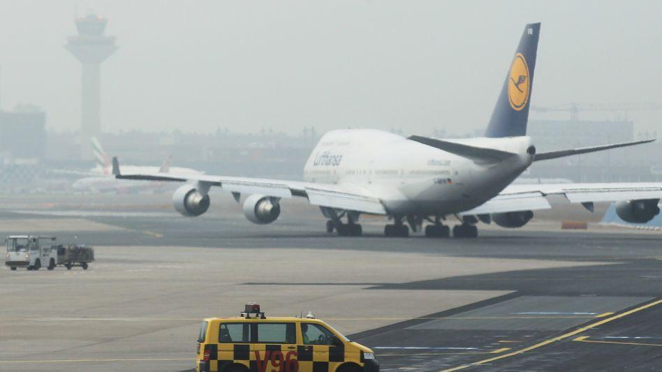 Flughafen Frankfurt: Knapp 70 Millionen Euro Gewinn im abgelaufenen Quartal