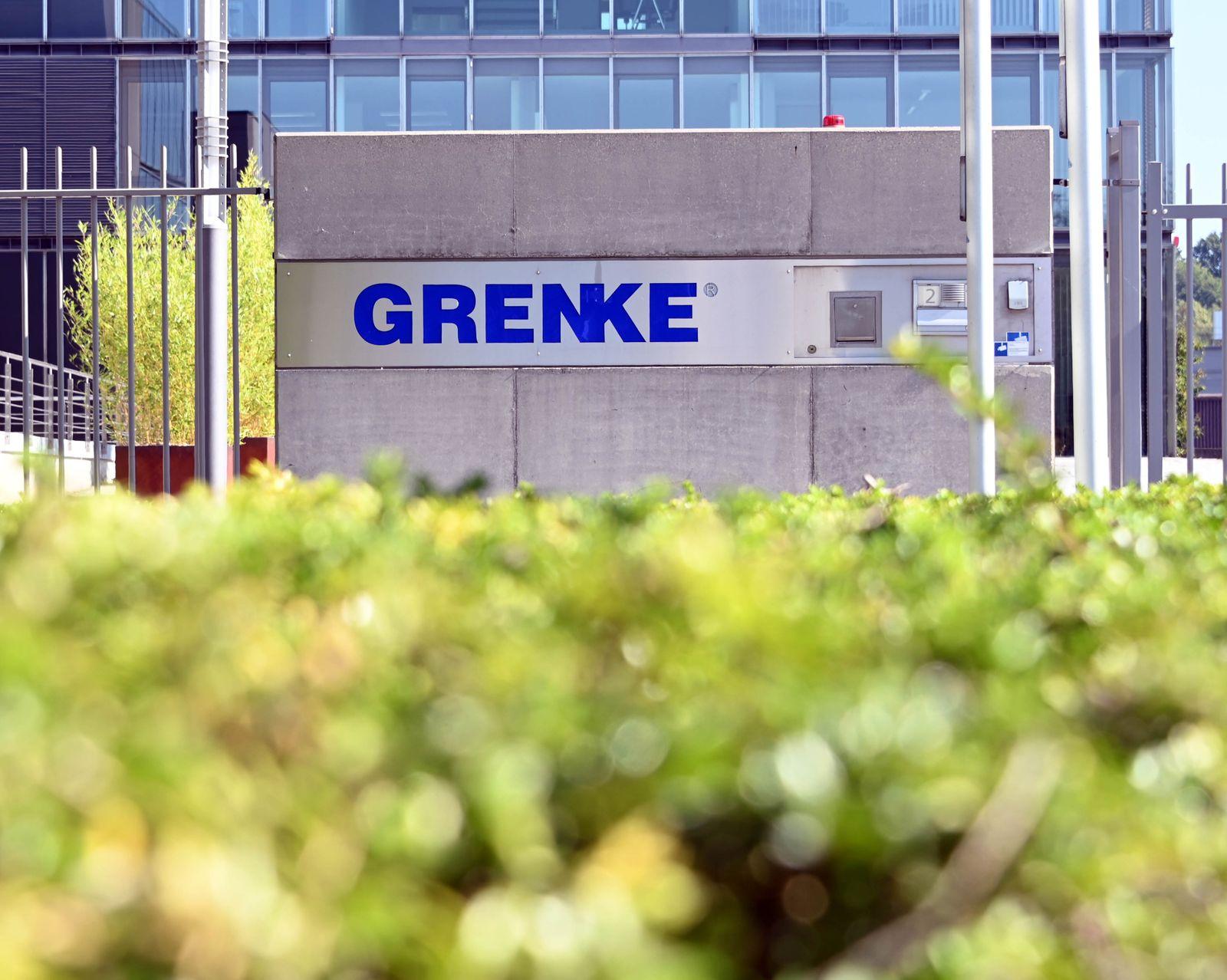 Finanzdienstleister Grenke AG