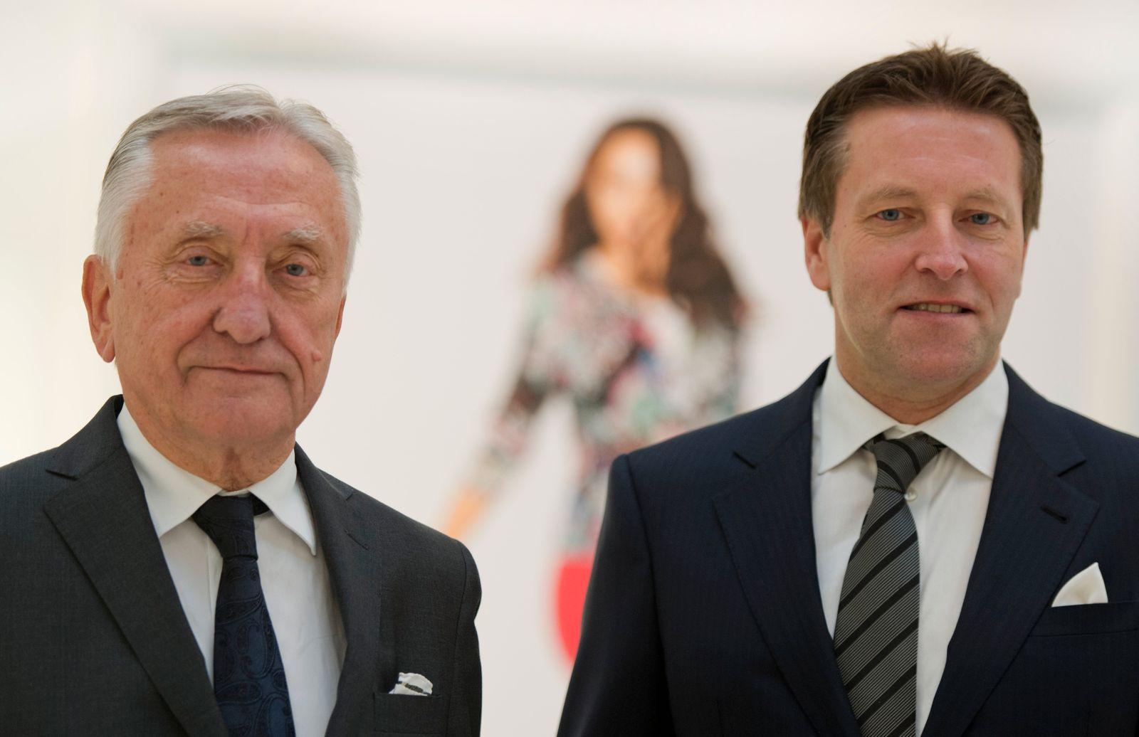 Gerry Weber - Bilanz 2011/2012