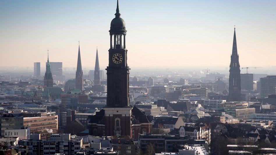Blick auf Hamburg: Verhinderte Fintech-Metropole