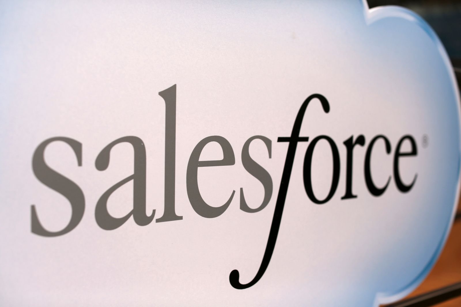 Salesforce / Wolke / Logo