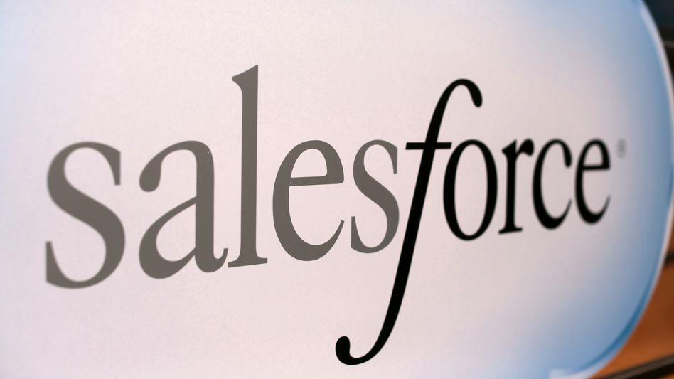 Salesforce: Der SAP-Konkurrent investiert knapp 3 Milliarden Dollar, um das Geschäft im Bereich Online-Handel zu stärken
