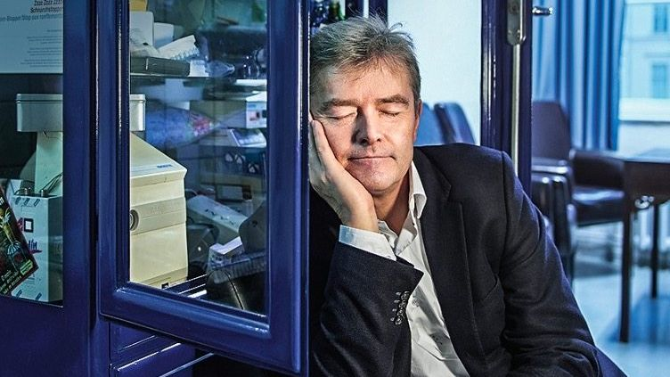 Ruhiger Typ: Ingo Fietze leitet das Schlafzentrum an der Berliner Uniklinik Charité.