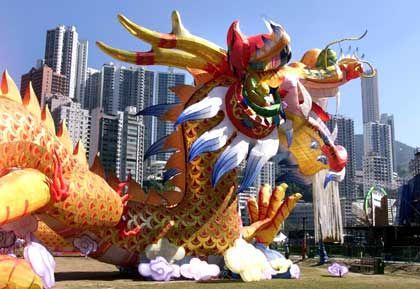 Hongkong: In den Megastädten Chinas kämpfen in- und ausländische Konzerne aller Branchen um die Millionenschar konsumfreudiger Einwohner