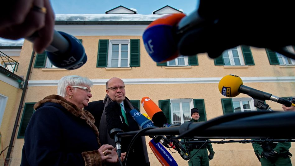 Energiekonzerne machen Druck: CSU-Landesgruppenchefin Gerda Hasselfeldt mit Bundesumweltminister Peter Altmaier (CDU) in Wildbad-Kreuth