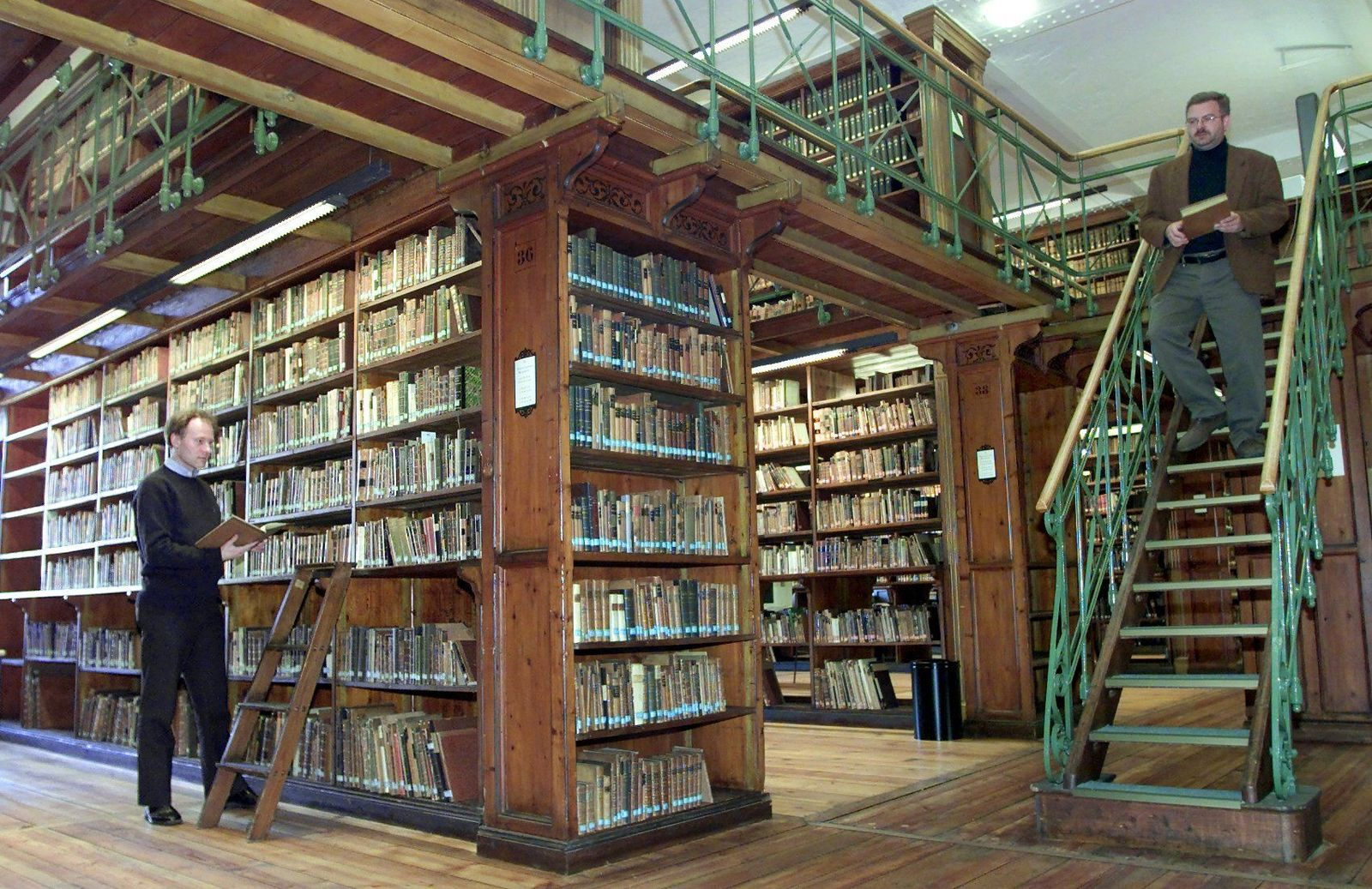 Universitätsbiliothek Göttingen