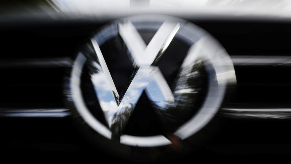 Volkswagen fährt die Produktion drastisch runter
