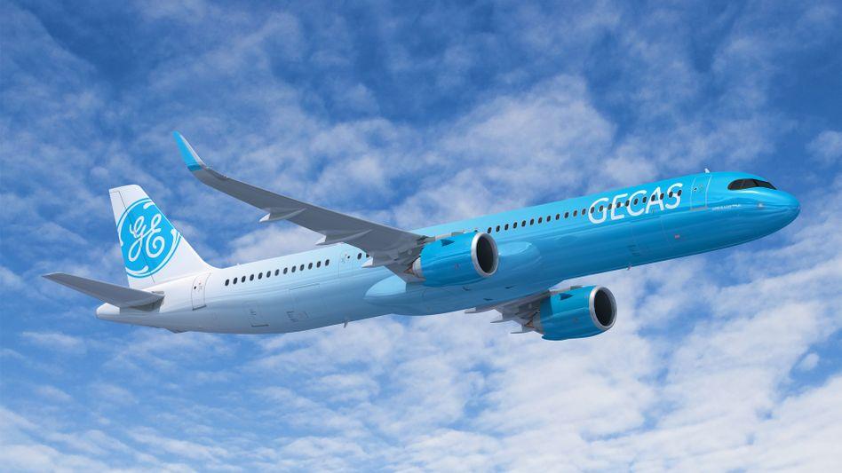 Vor Milliardendeal: General Electric soll bis zu 30 Milliarden Dollar für seine Jet-Leasingsparte Gecas verlangen