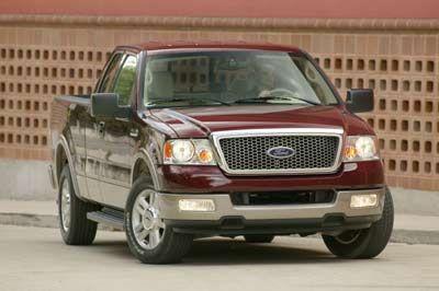 Fett: Der Ford F-150 gehört zu den Verkaufsschlagern in der amerikanischen Ford-Modellpalette