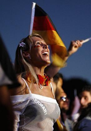 Befreiung: Deutschlands Wirtschaft kommt wieder in Tritt