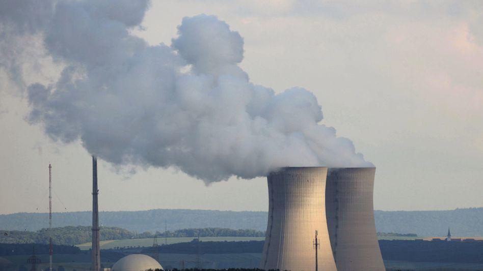 Eon-Kraftwerk Grafenrheinfeld: Hamburger Finanzgericht hat verfassungsrechtliche Bendenken gegen die Brennelementesteuer
