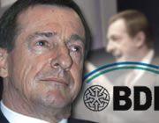 BDI-Präsident wettert gegen Top-Gehälter und Spitzen-Abfindungen: Michael Rogowski
