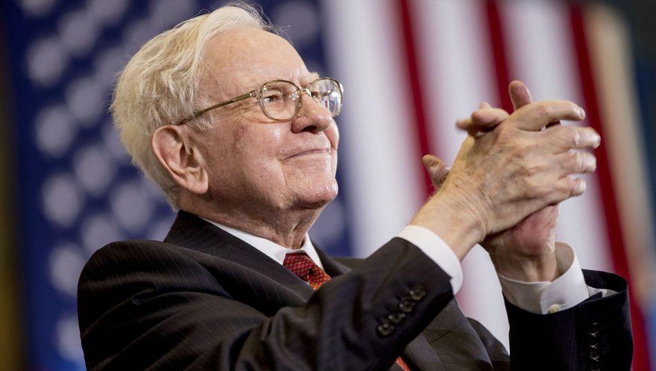 Investment-Idol Buffett