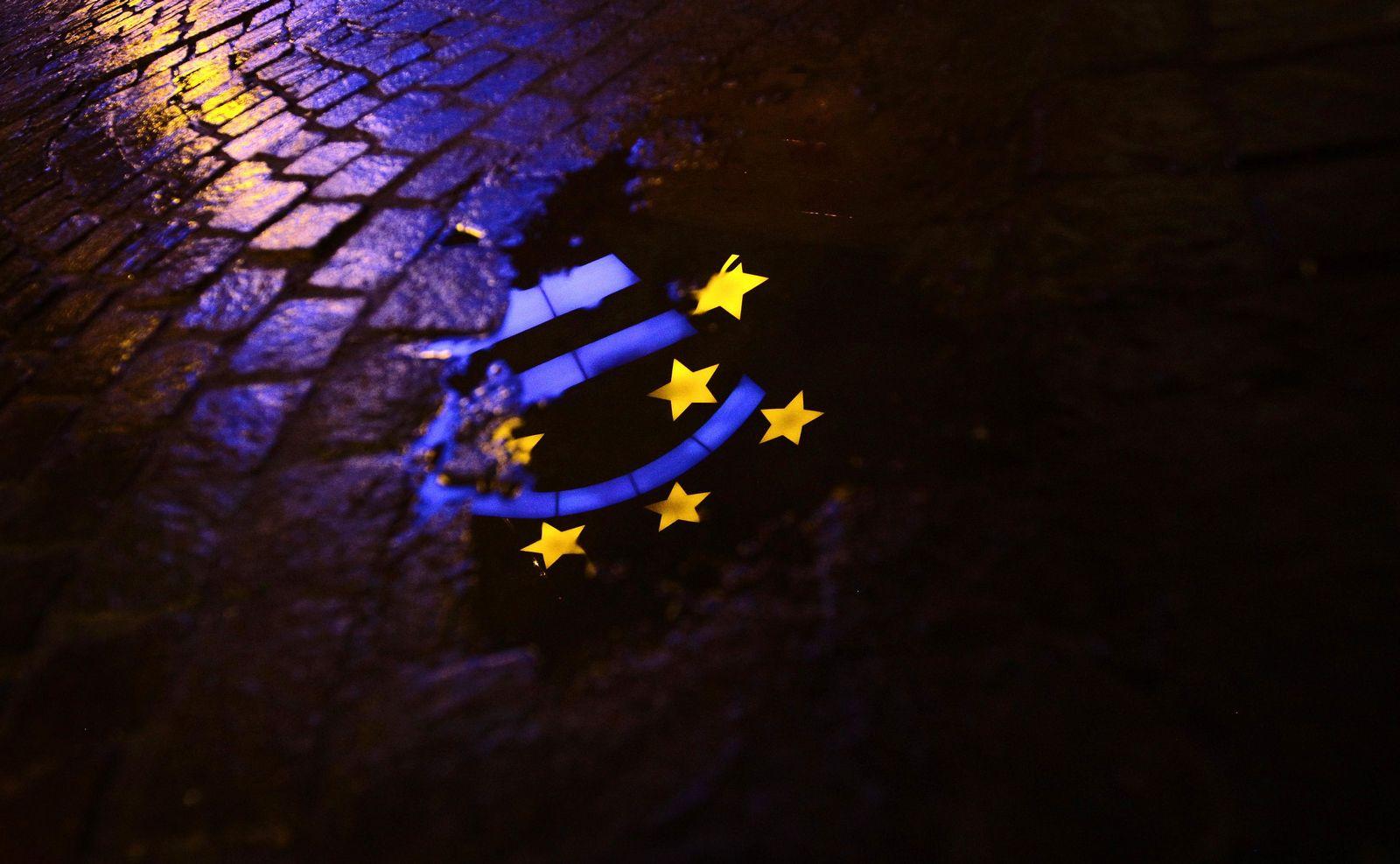 Euro Symbol Bild