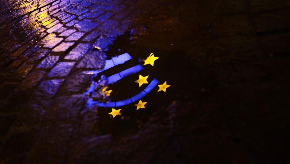 Mit einer Geldschwemme versucht Europa die Krise zu bewältigen - bisher erfolglos