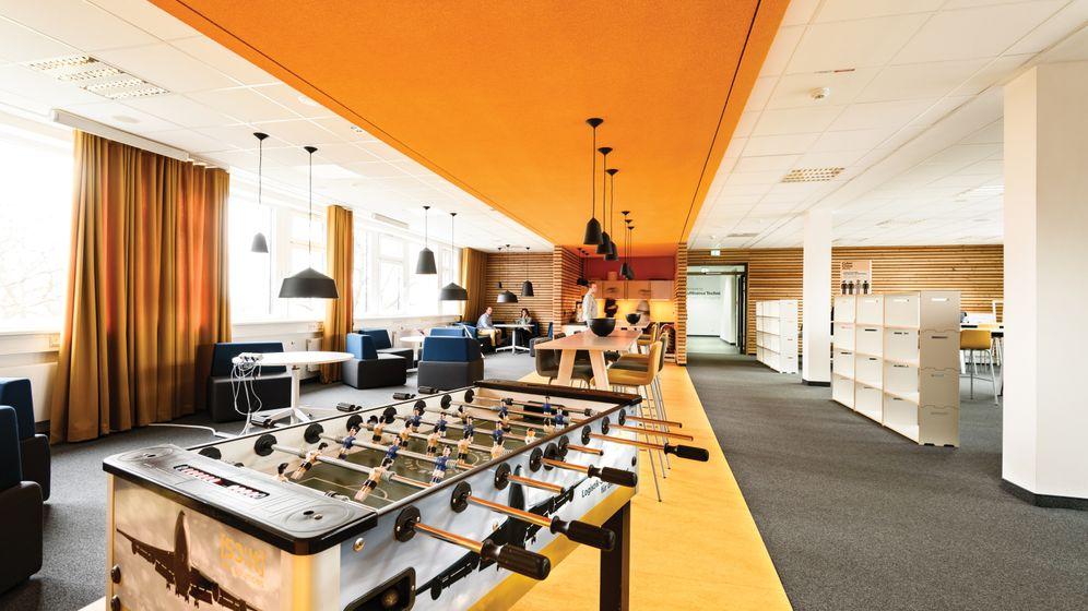 Büroräume: Wie gute Kaffeeküchen die Zusammenarbeit verbessern