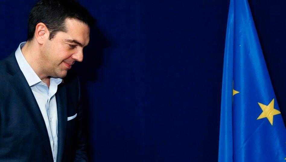 Wenige Tage vor Ablauf des Ultimatums deutete Alexis Tsipras gestern Abend an, doch noch einen Antrag auf Verlängerung des aktuellen Hilfsprogramms bei der Euro-Gruppe zu stellen