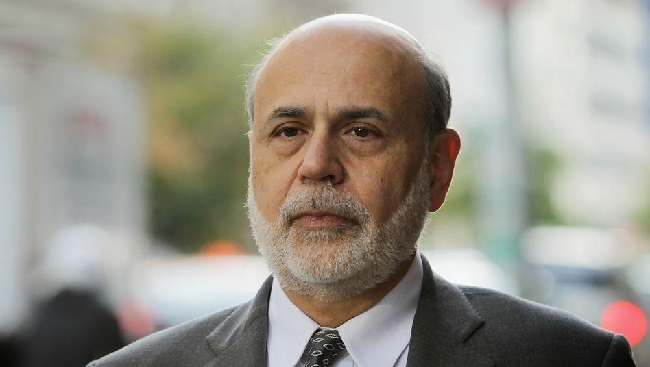 Ben Bernanke: Ehedem Fed-Chef, nun Chef-Berater. Unter anderem bei Pimco