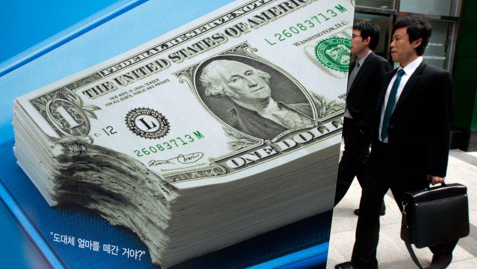 """Geldschwemme: Aus der """"Exit-Strategie"""" der Notenbank wird vorerst nichts"""