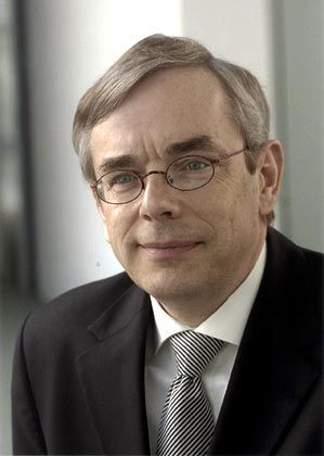 Thomas Mirow: Staatssekretär im Bundesfinanzministerium