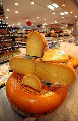 Nahrungsmittel: Auf Jahressicht haben sich Lebensmittel um knapp 8 Prozent verteuert. Im kurzfristigen Trend aber sind viele Preise gefallen -Molkereiprodukte zum Beispiel um knapp 4 Prozent