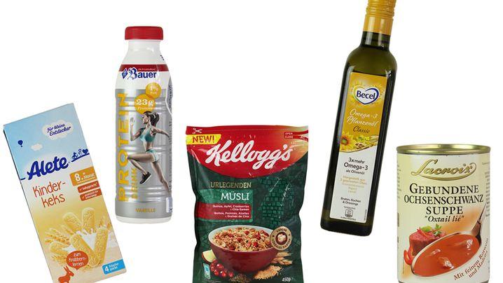 """Foodwatch: Das waren die Kandidaten für den """"Goldenen Windbeutel"""" 2017"""