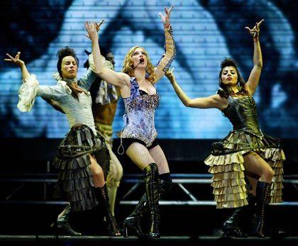 Reich durch singen: Madonna