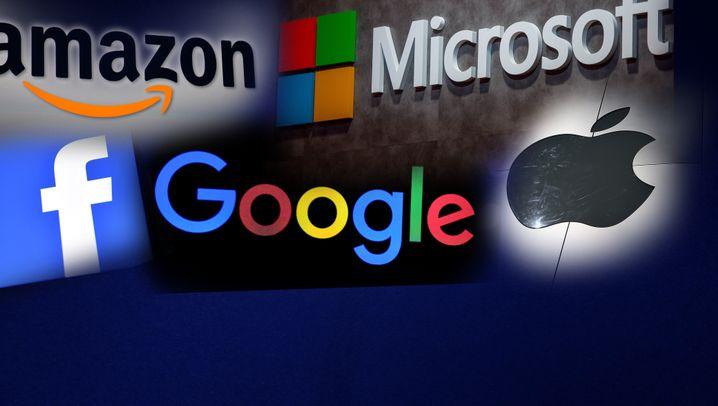 Goldman-Analyse zeigt: Die Tech-Riesen sind schon größer als Deutschland
