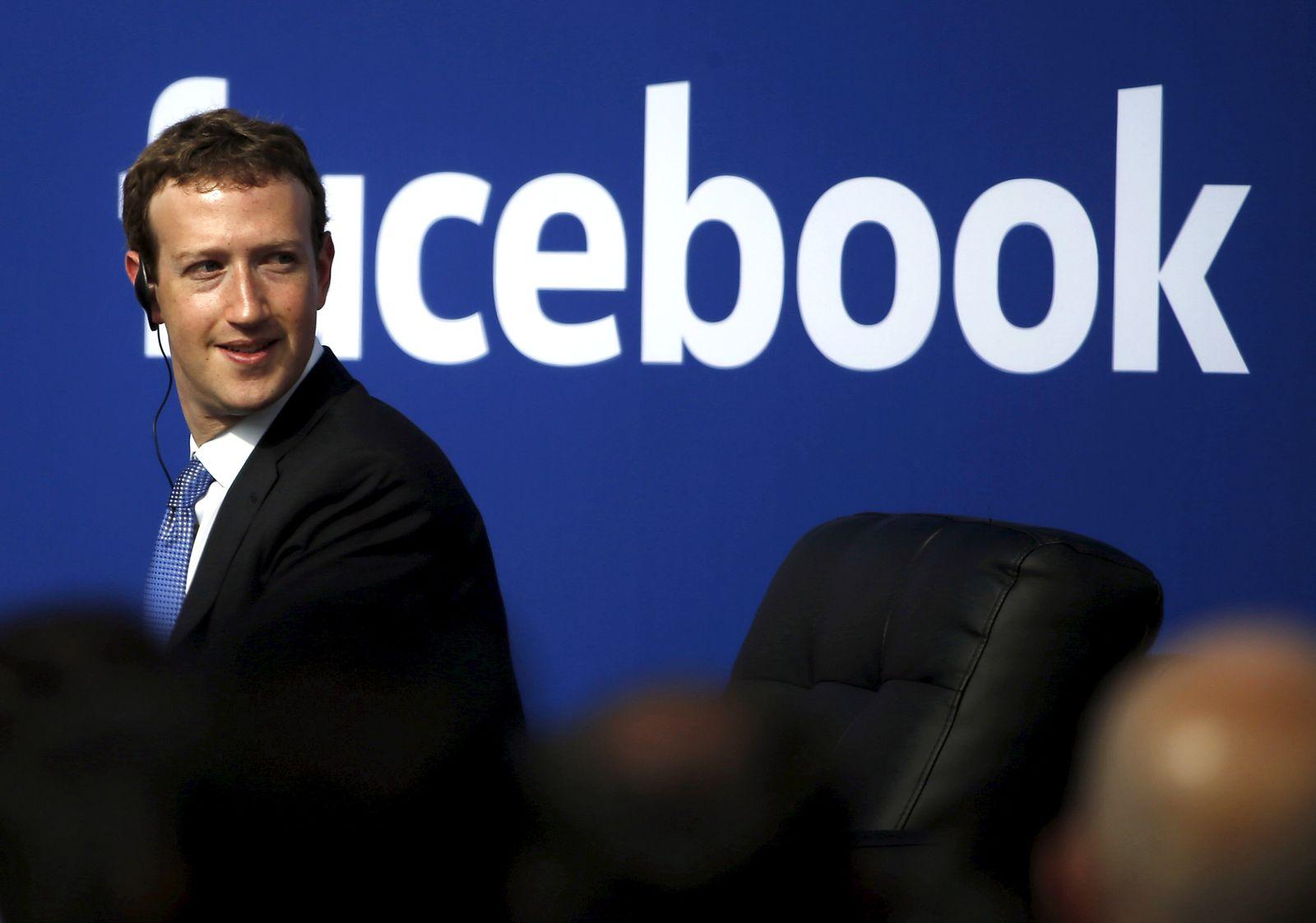 Facebook/ Zuckerberg