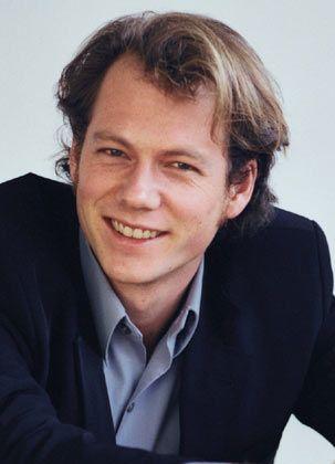Andreas Steinle, Geschäftsführer der Zukunftsakademie am Zukunftsinstitut, Kelkheim