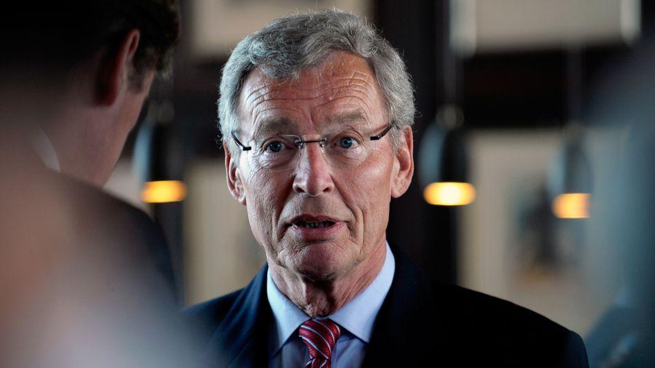 Gerhard Cromme: Der Manager sitzt dem Aufsichtsrat seit 2001 vor und wird somit für die Milliardenverluste und die Korruptionsskandale mit verantwortlich gemacht