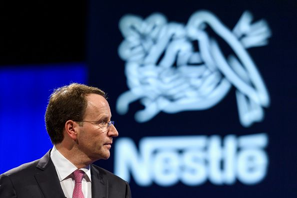 SWITZERLAND-FOOD-NESTLE-ECONOMY
