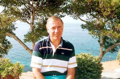 """Malle-Fan Jürgen Weber: """"Auf Mallorca muss man niemanden treffen, den man nicht treffen will"""""""