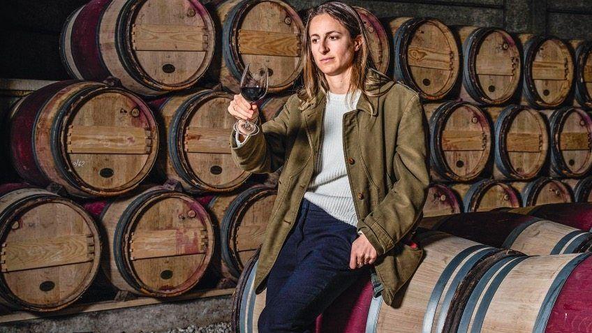 Frau mit Mission: Saskia de Rothschild führt Lafite-Rothschild, eines der berühmtesten Weingüter der Welt