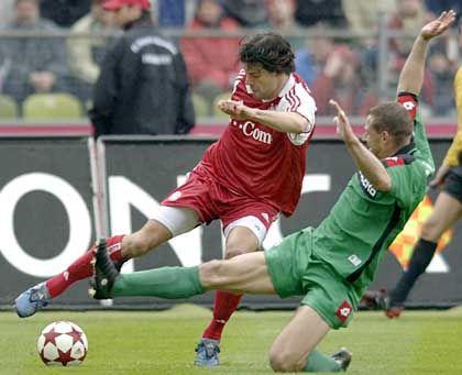 Bayern gegen Gladbach: Der Klassiker eröffnet am 5. August die Saison 2005/2006