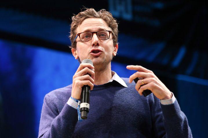 Liebling von Facebooks Video-Gemeinde: Buzzfeed-Chef Jonah Peretti
