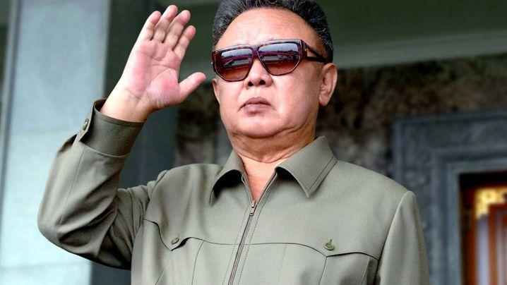 """Nordkoreas Kim Jong Il: Tod des """"Geliebten Führers"""""""