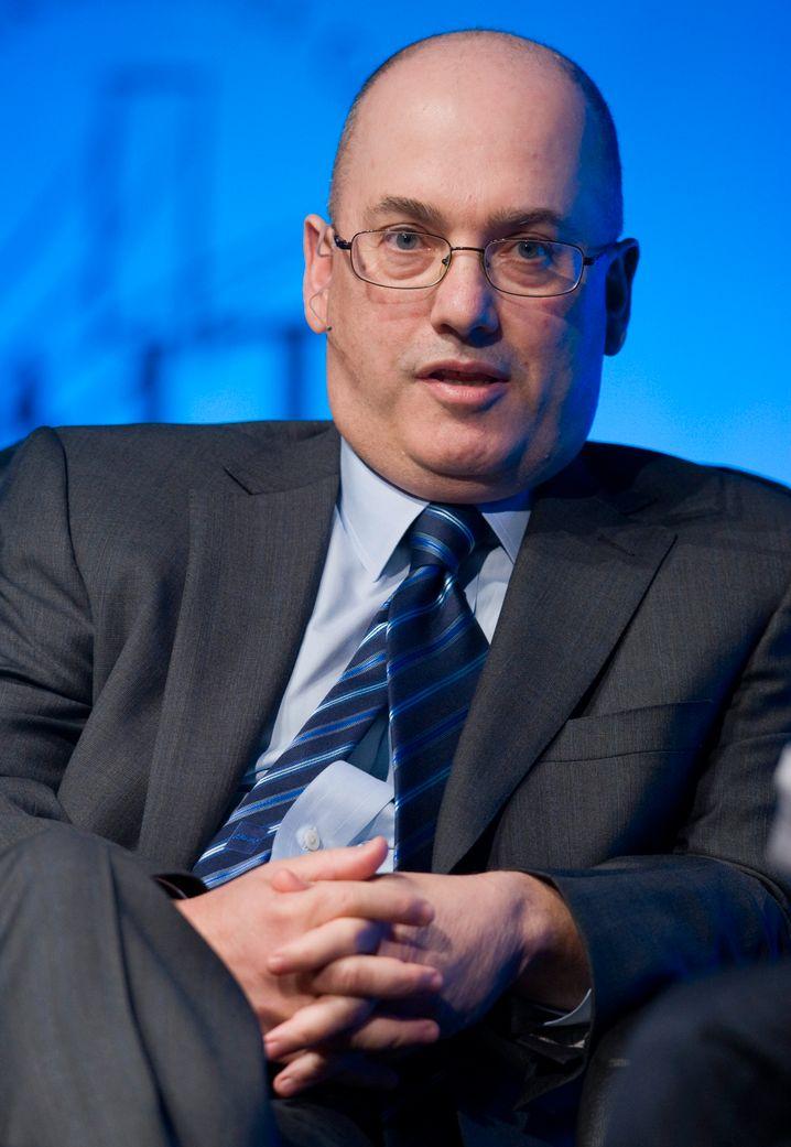 Milliardär und Kunstsammler: Hedgefonds-Gründer Cohen hat es derzeit offenbar vor allem auf Werke Giacomettis abgesehen