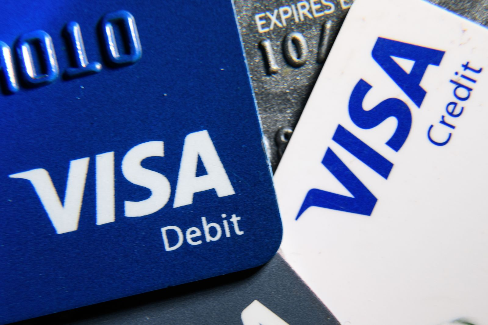 Visa Kreditkarten