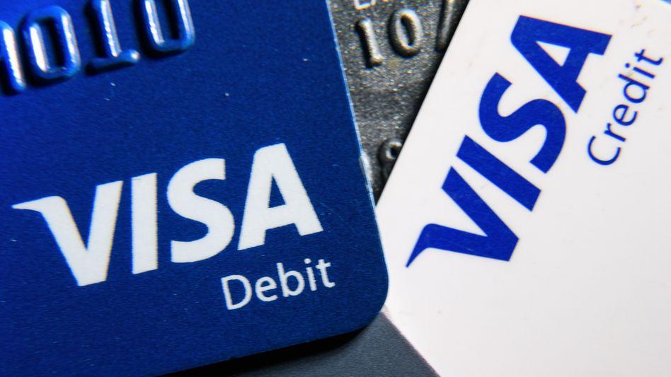Visa-Karten
