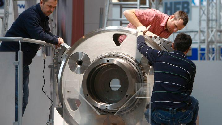 Mythos Maschinenbau: Warum die Branche in Deutschland so stark ist