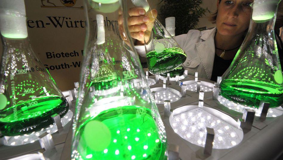 Biotechnologie: Der Branchenriese Amgen steht vor einer Milliardenübernahme