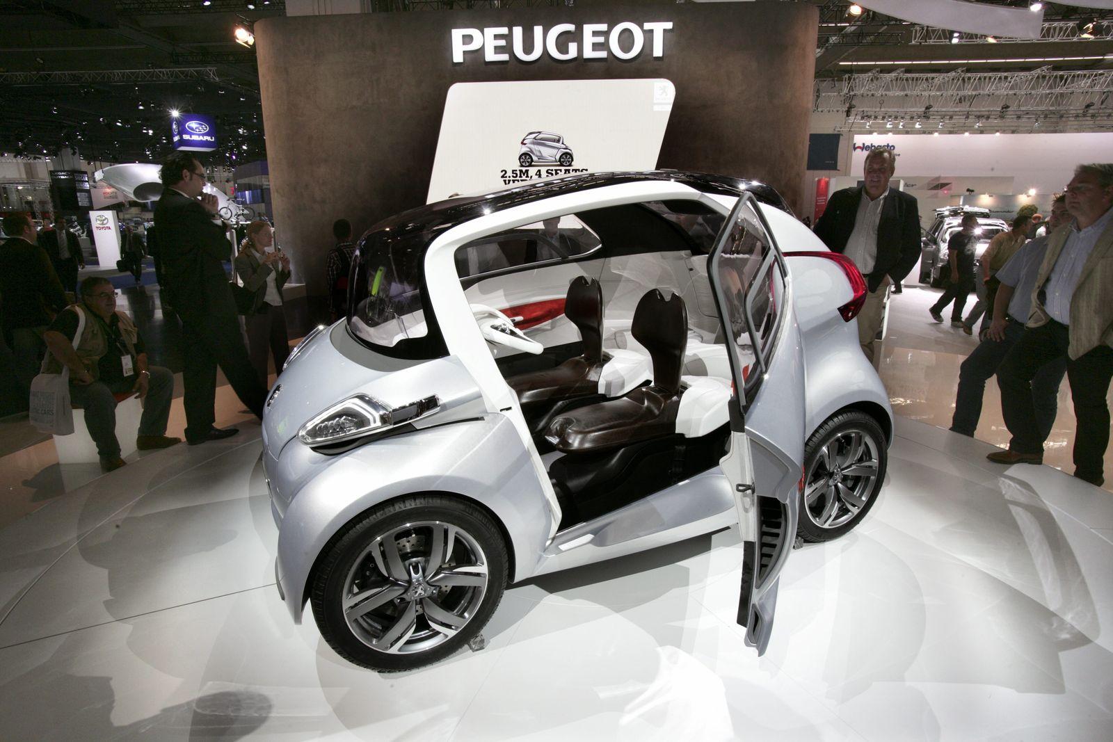 EINMALIGE VERWENDUNG Peugeot BB1