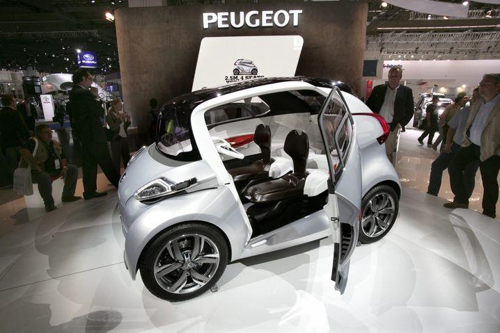 Der Peugeot BB1